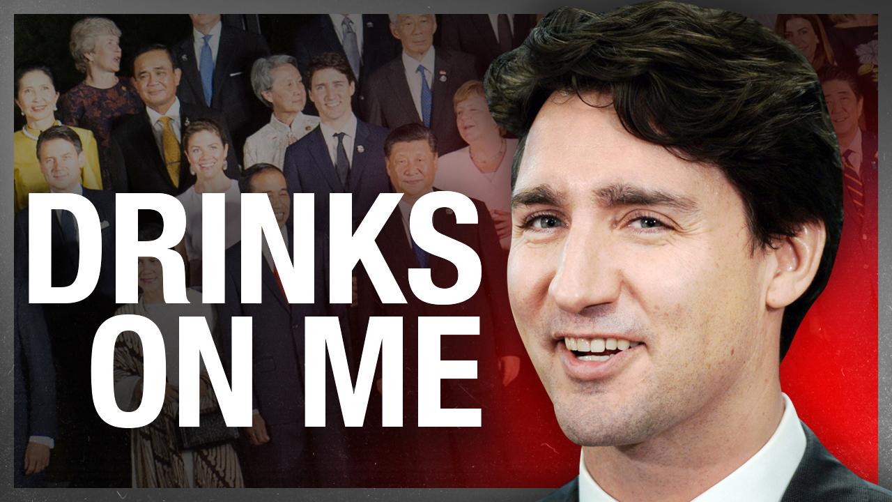 Trudeau's United Nations hospitality bills revealed