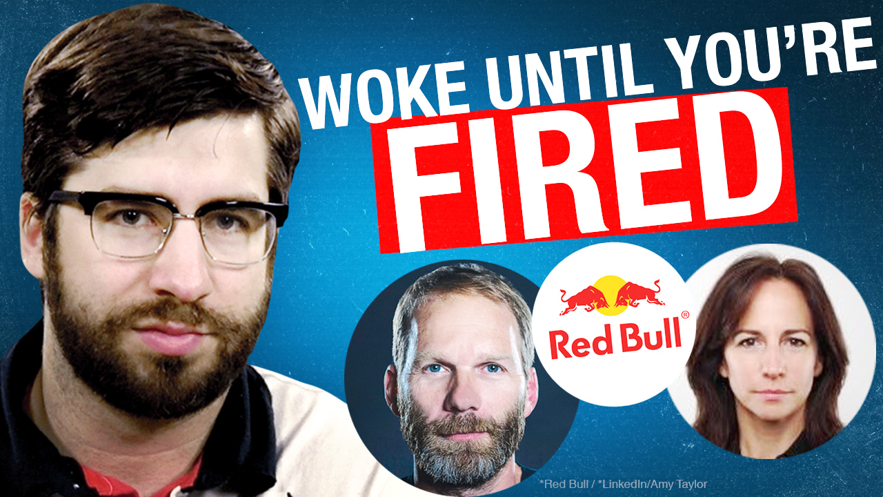 "Red Bull takes the first step against ""Woke Corporatism,"" fires executives"