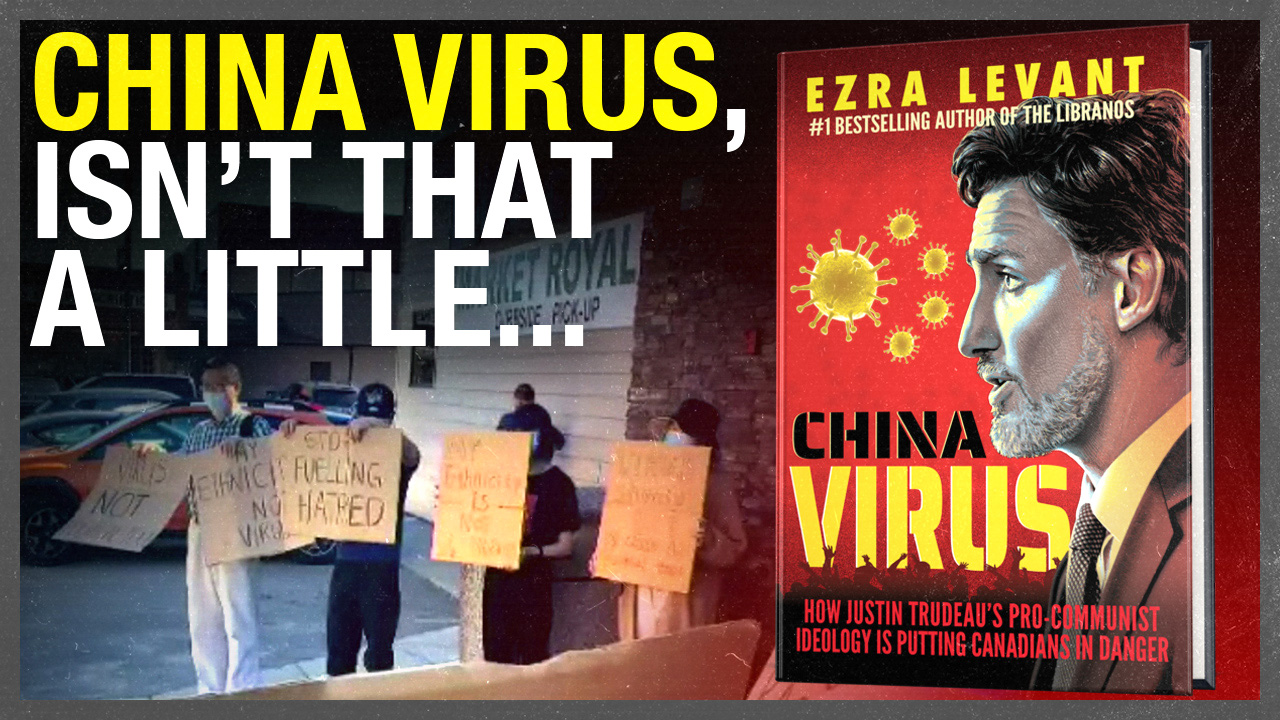 Is a book called 'China Virus' racist? Ezra responds