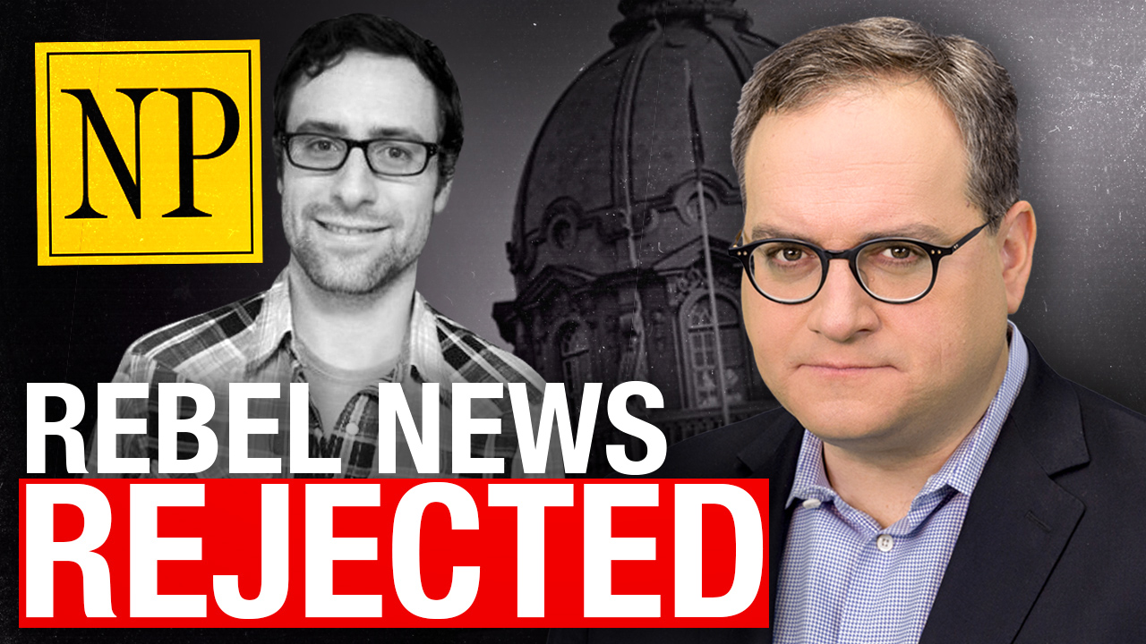 Our reporters have been banned from the Alberta Legislature (but we're fighting back)