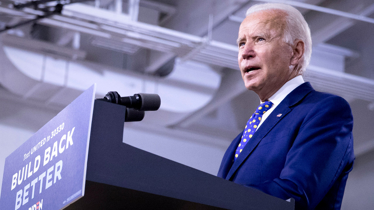 LEAKED: Politico announces Kamala Harris as Biden VP