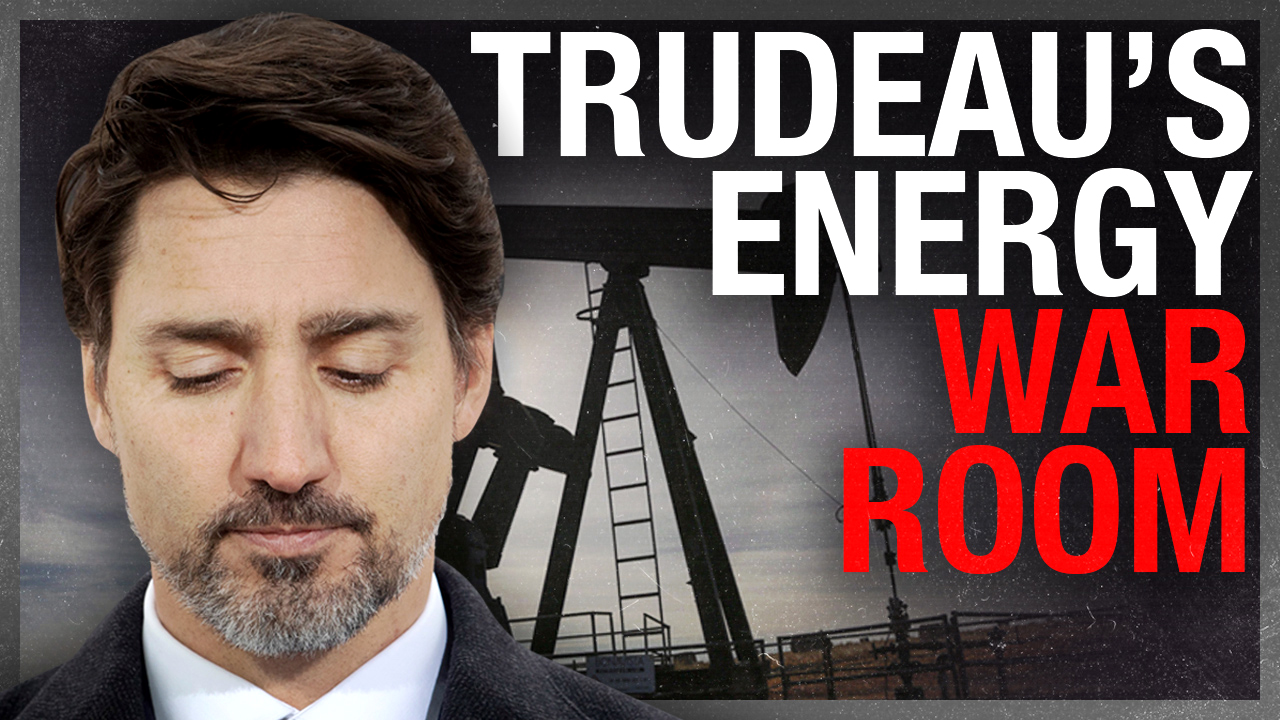 "Fossil fuels setting the world ""on fire""? Canada paying for anti-oil propaganda"