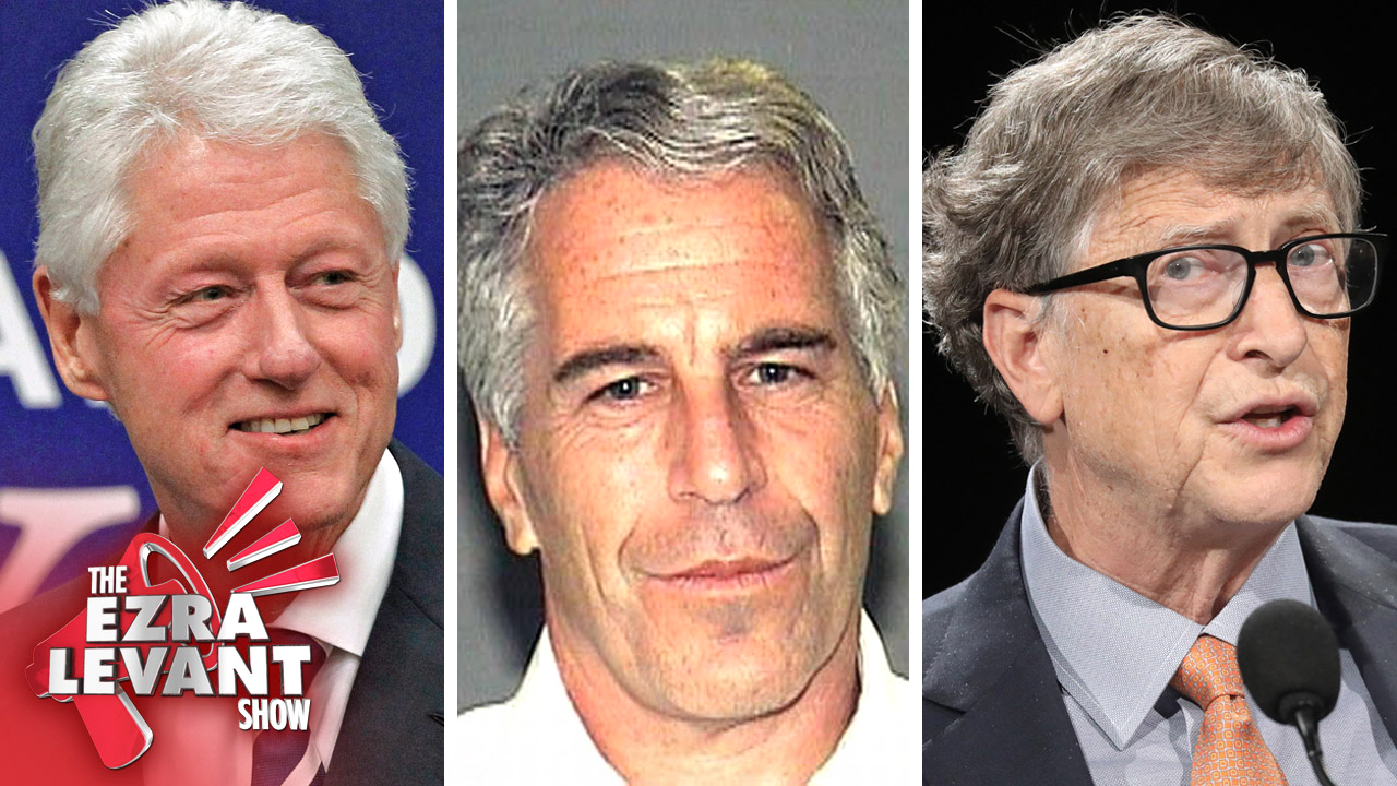 Jeffrey Epstein's secret records unsealed — and Bill Clinton is implicated