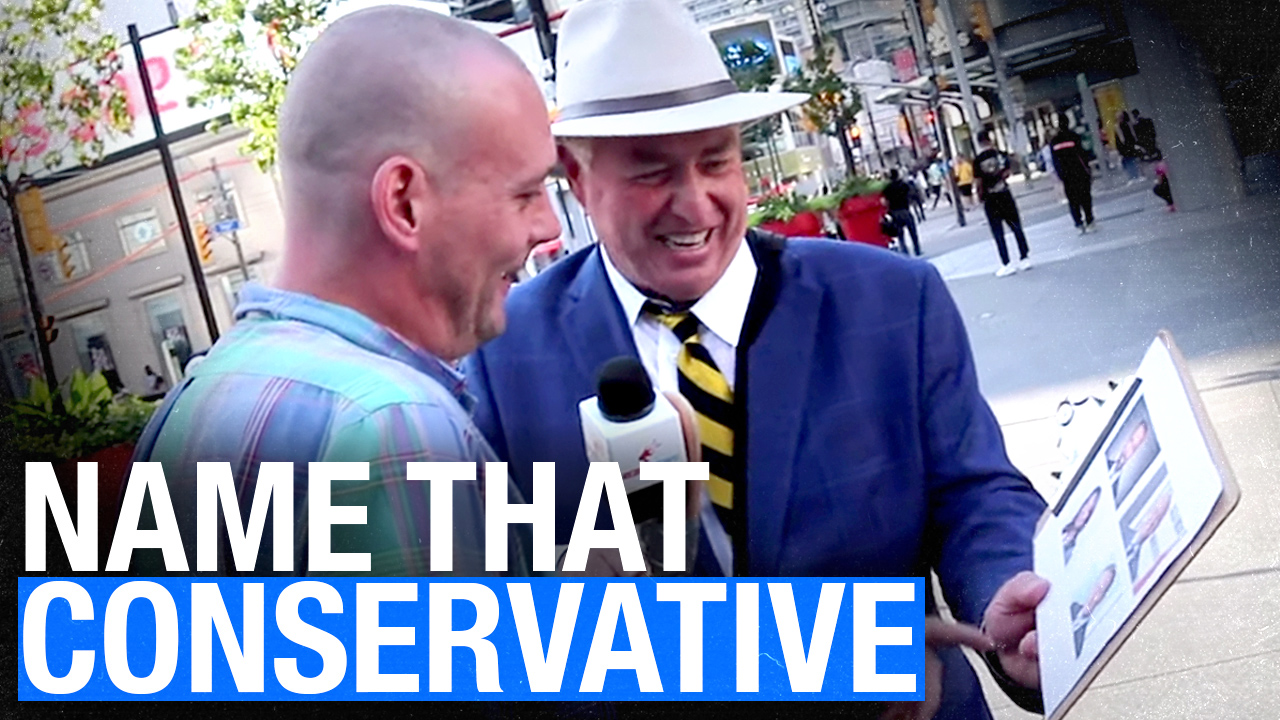 Do you know who these people are? Torontonians try to name Conservative Party leader candidates