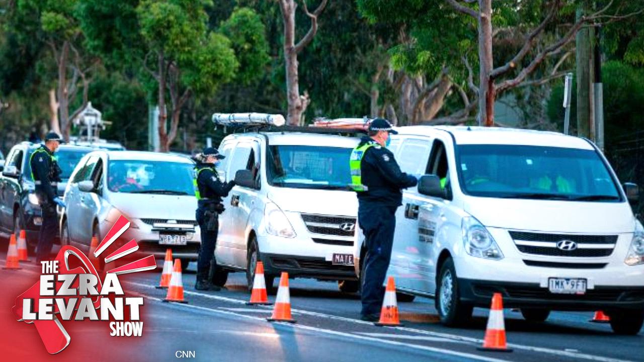 Curfews, armed soldiers, massive fines: Victoria, Australia declares martial law over COVID-19