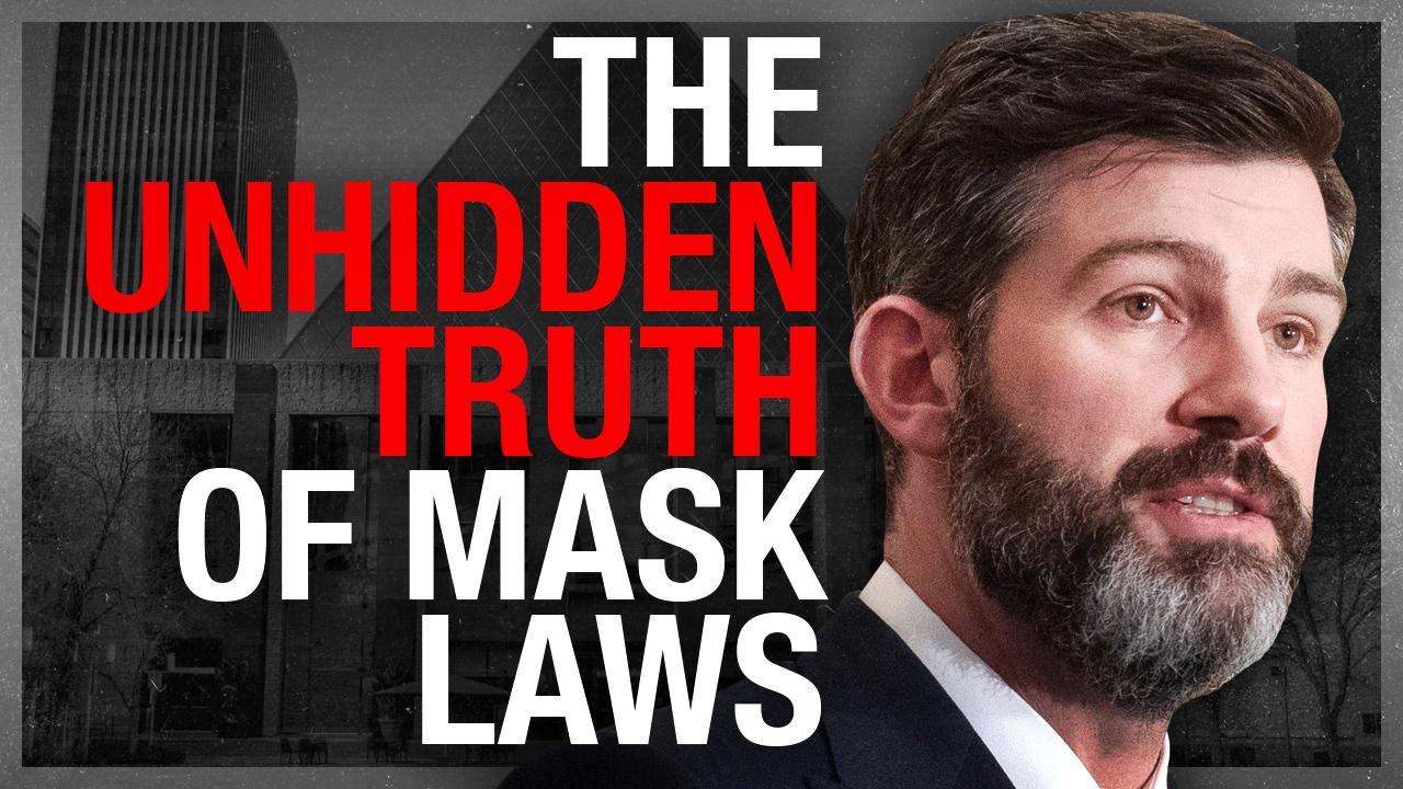PROVE IT! Edmonton mask law's fatal flaw