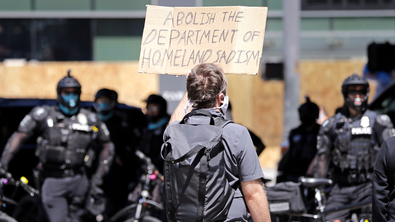 Seattle protesters want the city to pay them to protest