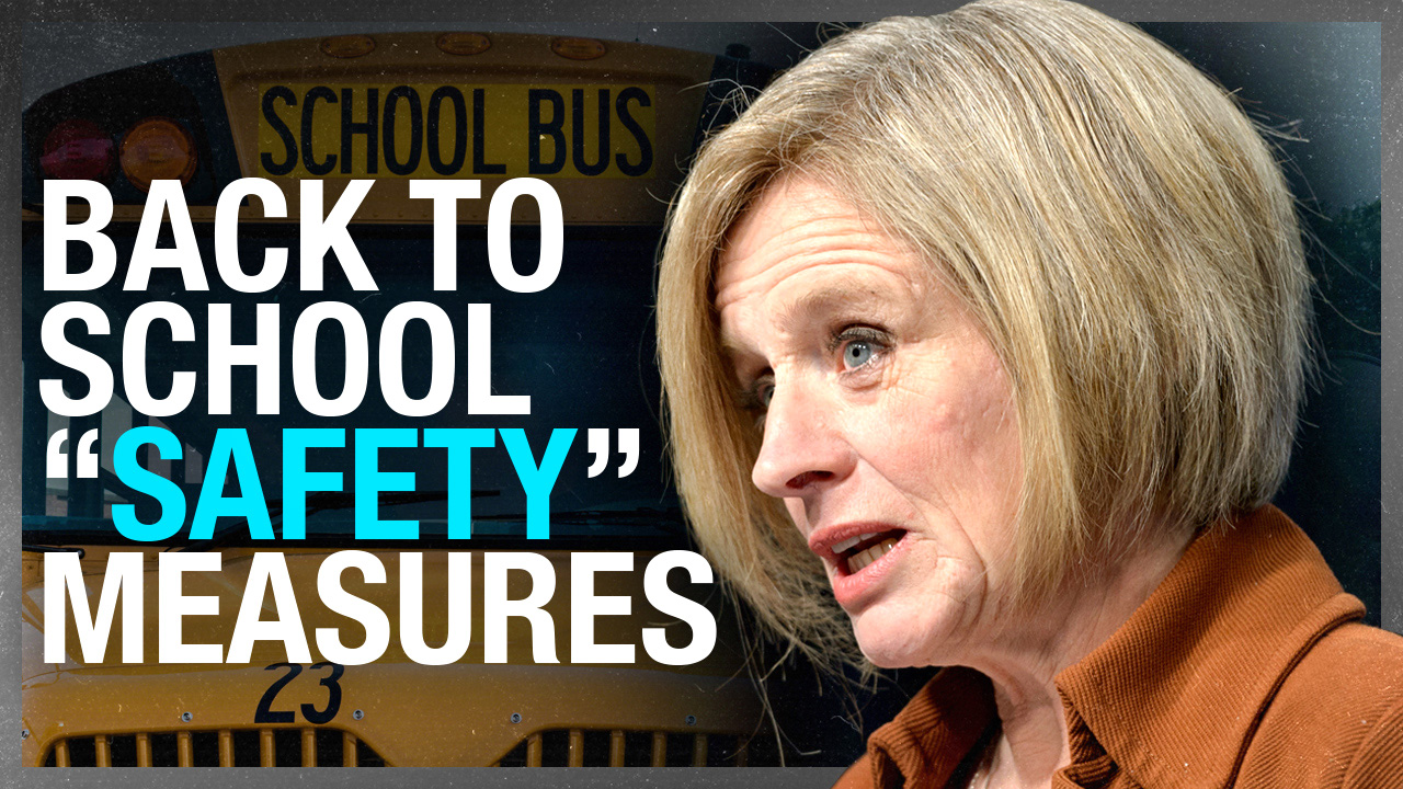 Alberta's NDP say face masks not enough in schools, demand thousands more teachers