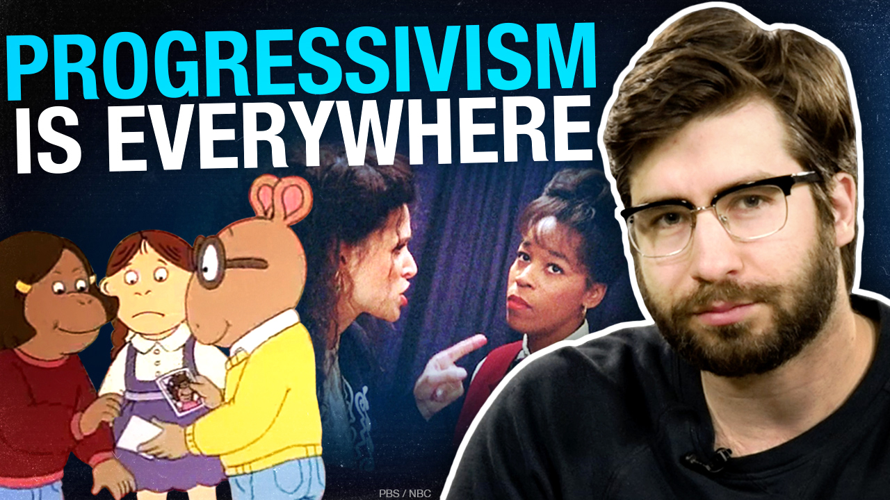 Progressives infect 'Arthur' and the dictionary