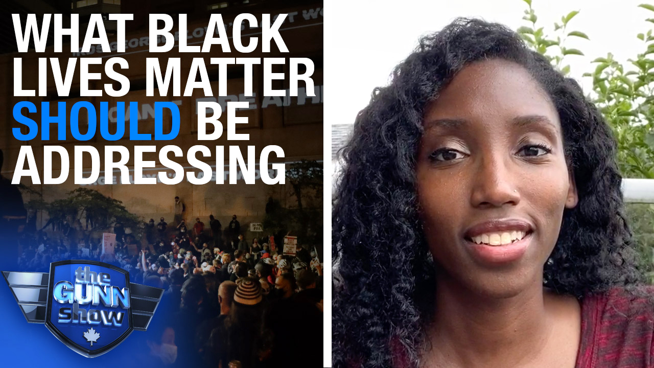 Black Lives Matter is about agreeing with the left, not skin colour | Drea Humphrey with Sheila