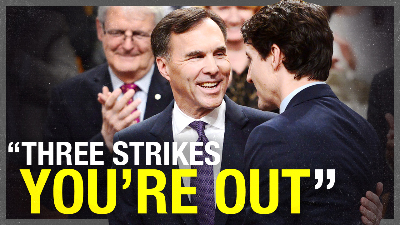 Fire Bill Morneau! Calgary reacts to finance minister caught in WE Charity scandal