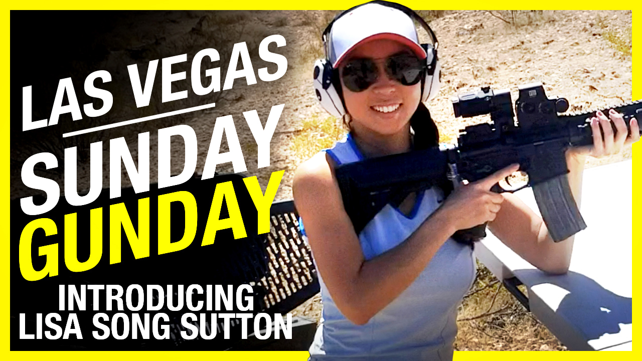 Sunday GunDay with Lisa Song Sutton