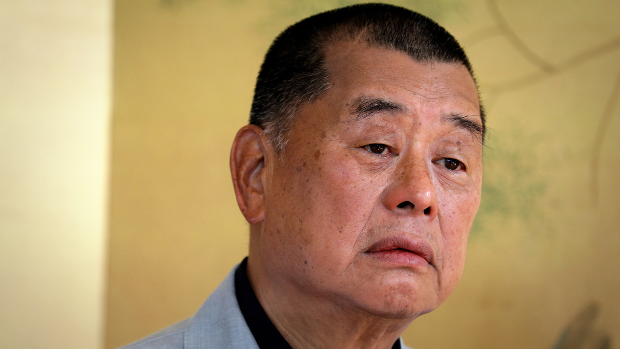 China arrests Hong Kong pro-democracy media magnate Jimmy Lai