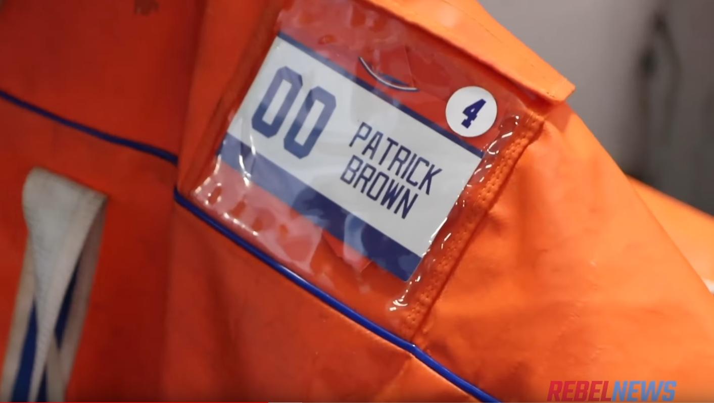 Patrick Brown #00