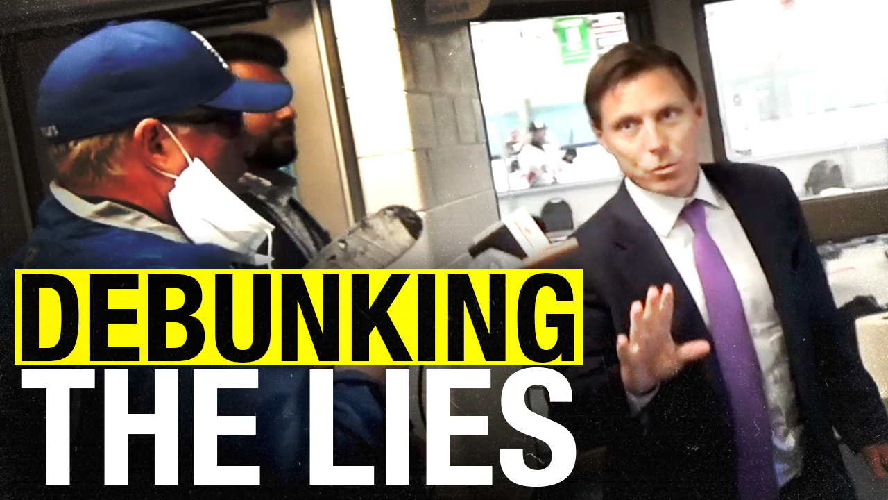DEBUNKING Patrick Brown's 5 Lies: Mayor caught breaking own lockdown rules at hockey rink