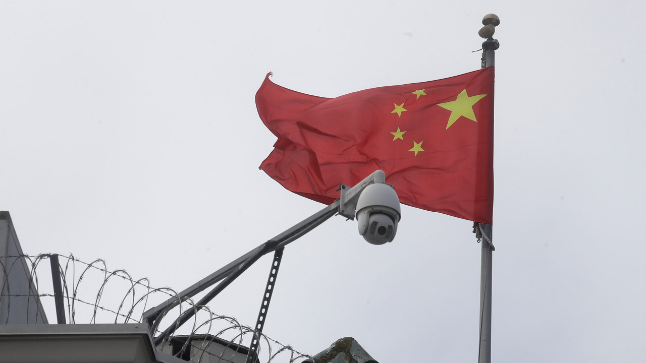 """China shows footage of """"rapid-fire"""" artillery amid tensions with India"""