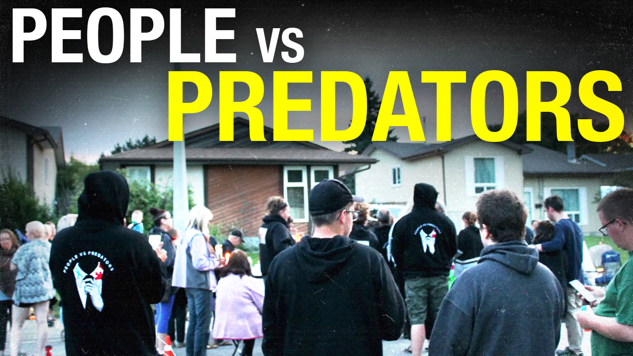 People vs. Predators: Alberta group uses justice system to protest community release of offenders