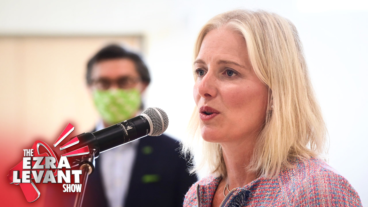 "Police: Yelling mean things at Catherine McKenna may be a ""hate crime"" (GUEST HOST: Sheila Gunn Reid)"