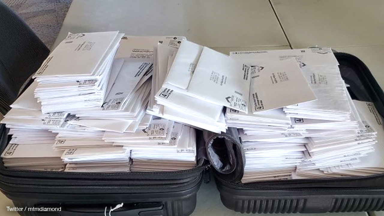 Peter MacKay's suitcase full of ballots: what could go wrong?