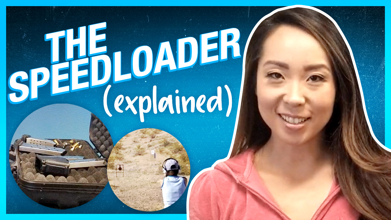 What is a speedloader and how does it work? Lisa Song Sutton explains