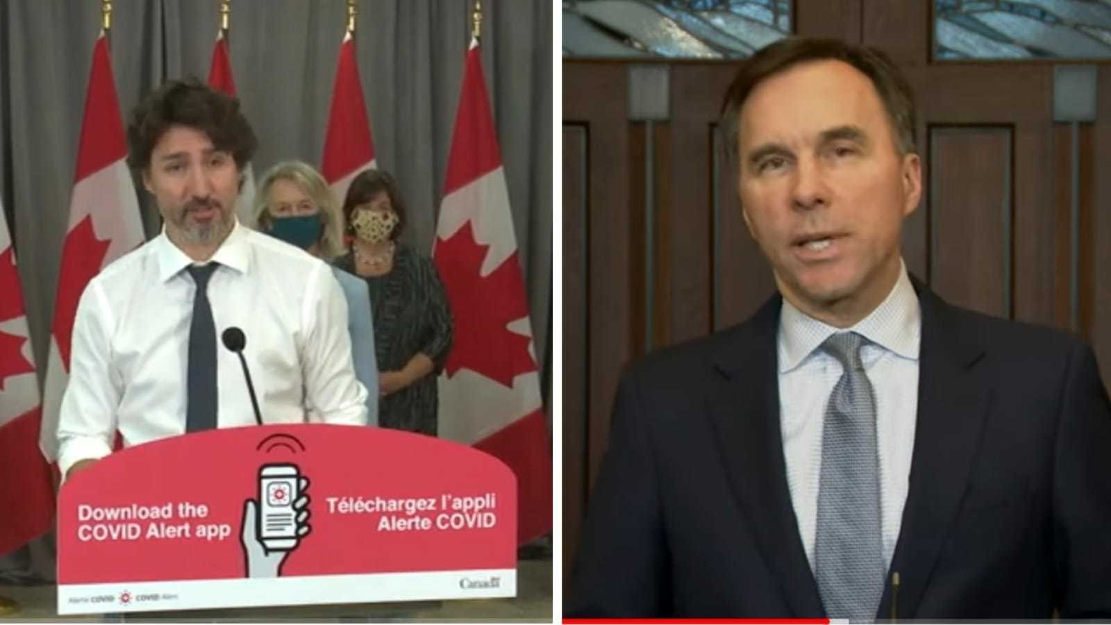 BREAKING: Liberal Finance Minister Bill Morneau resigns