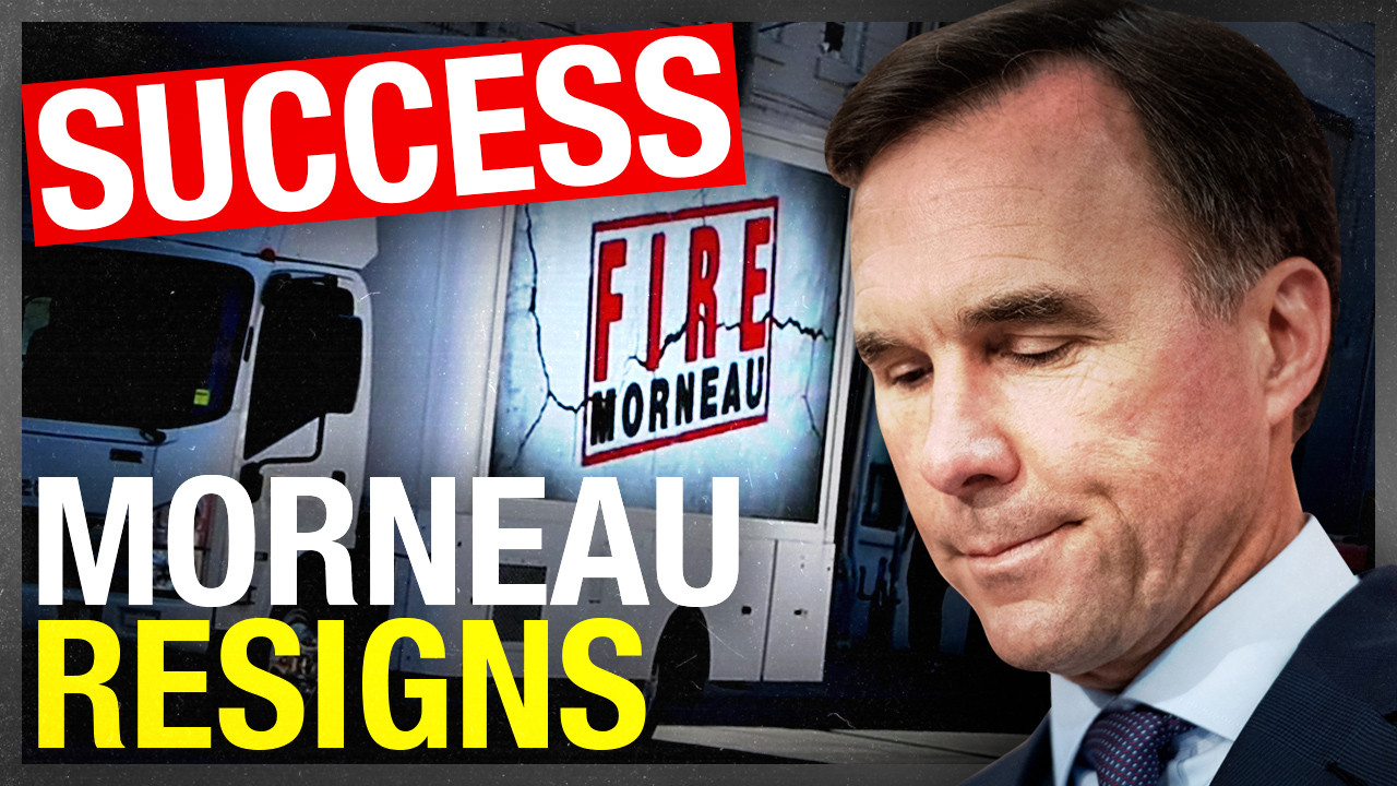 Bill Morneau RESIGNS — but Trudeau prorogues Parliament to keep Liberal Party in power