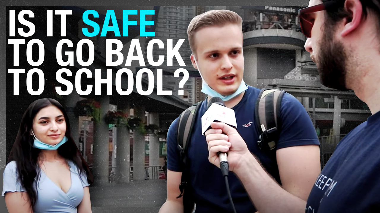 Should they stay or should they go? Torontonians answer if kids should be heading back to school