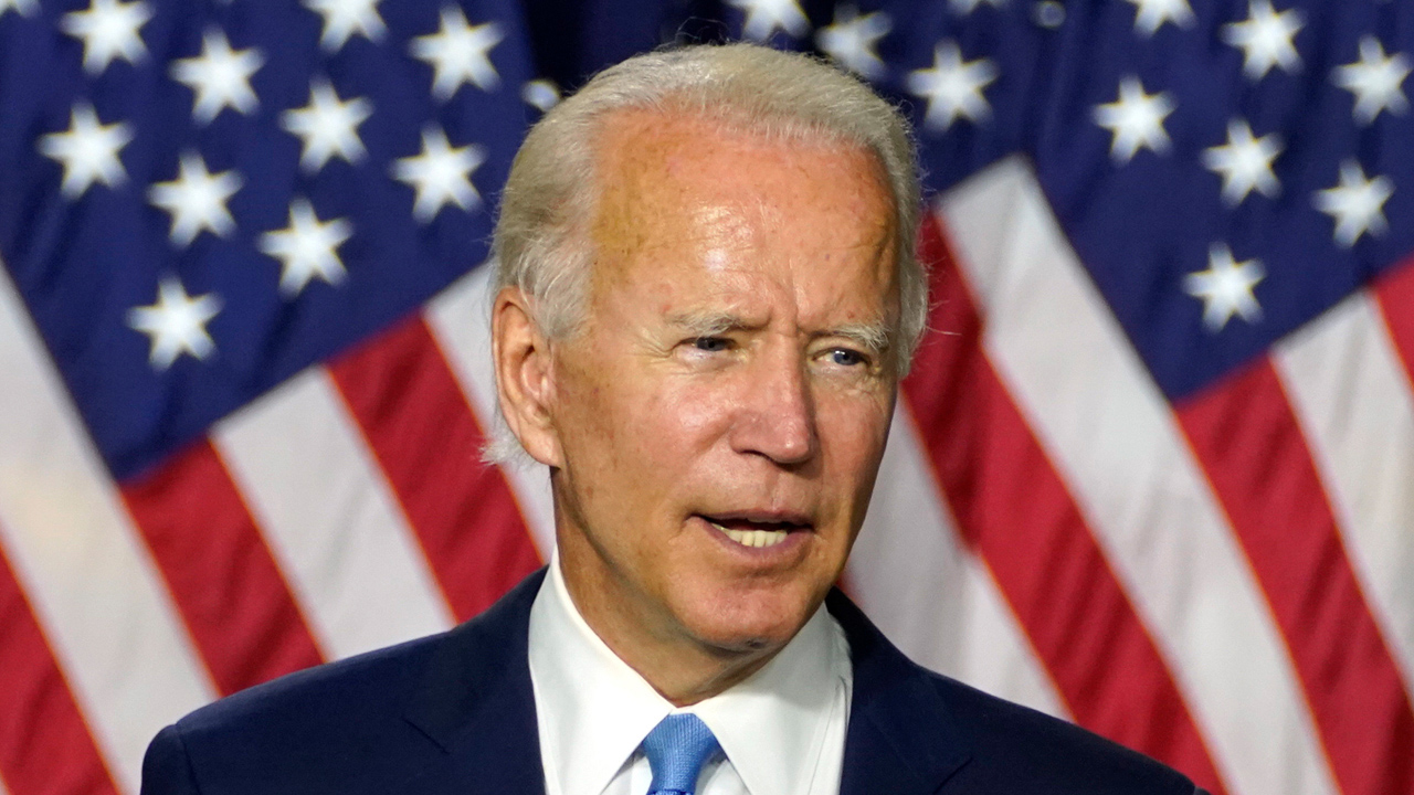 Joe Biden: On second thought, don't defund the police