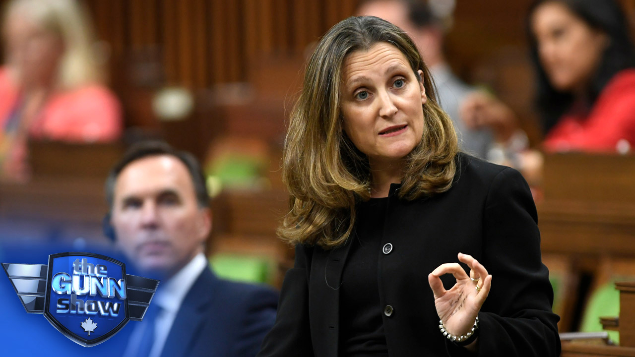 Chrystia Freeland, the cleanest Trudeau cabinet minister?