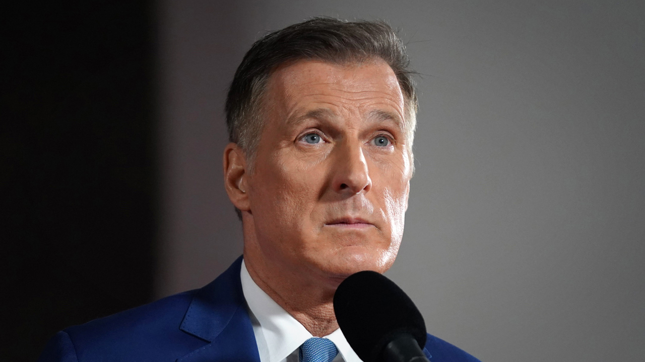 "Bernier: ""The mask will fall"" now that ""Red Tory"" Erin O'Toole is CPC leader"