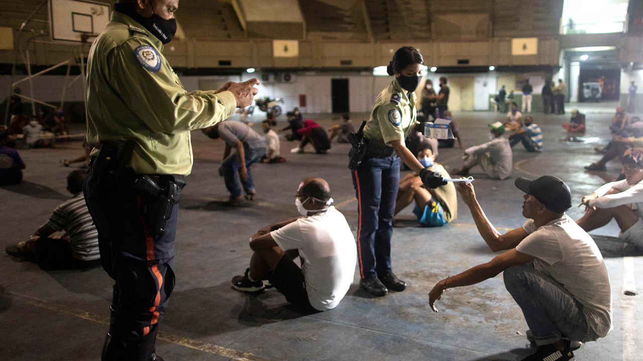Venezuela now forcibly detaining those who test positive for COVID-19