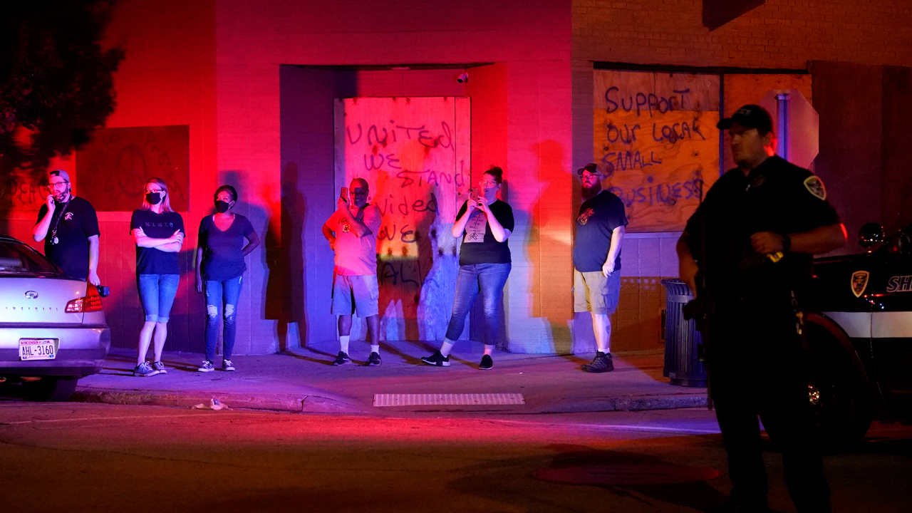 Two dead in Kenosha riots: Police declare State of Emergency, curfew