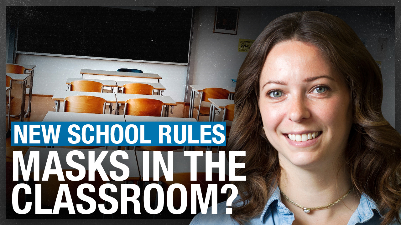 """""""I want to get back to the classroom!"""" Teacher makes case for heading back to school"""