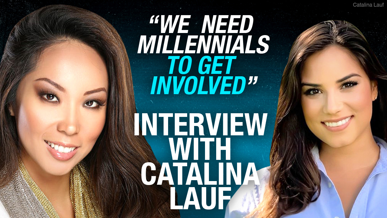 Communism is taking hold: Catalina Lauf on Republican young voter outreach