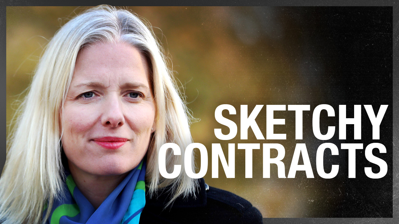 "Audit of $176 million in contracts shows ""irregularities"" in Catherine McKenna's paperwork"
