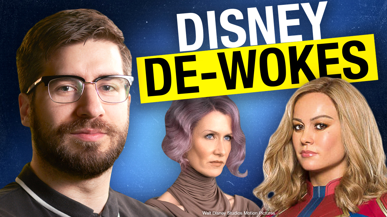Disney to Eliminate 'Woke Storylines' in Star Wars, Marvel and more