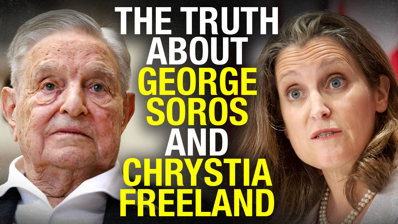 Chrystia Freeland's history with George Soros