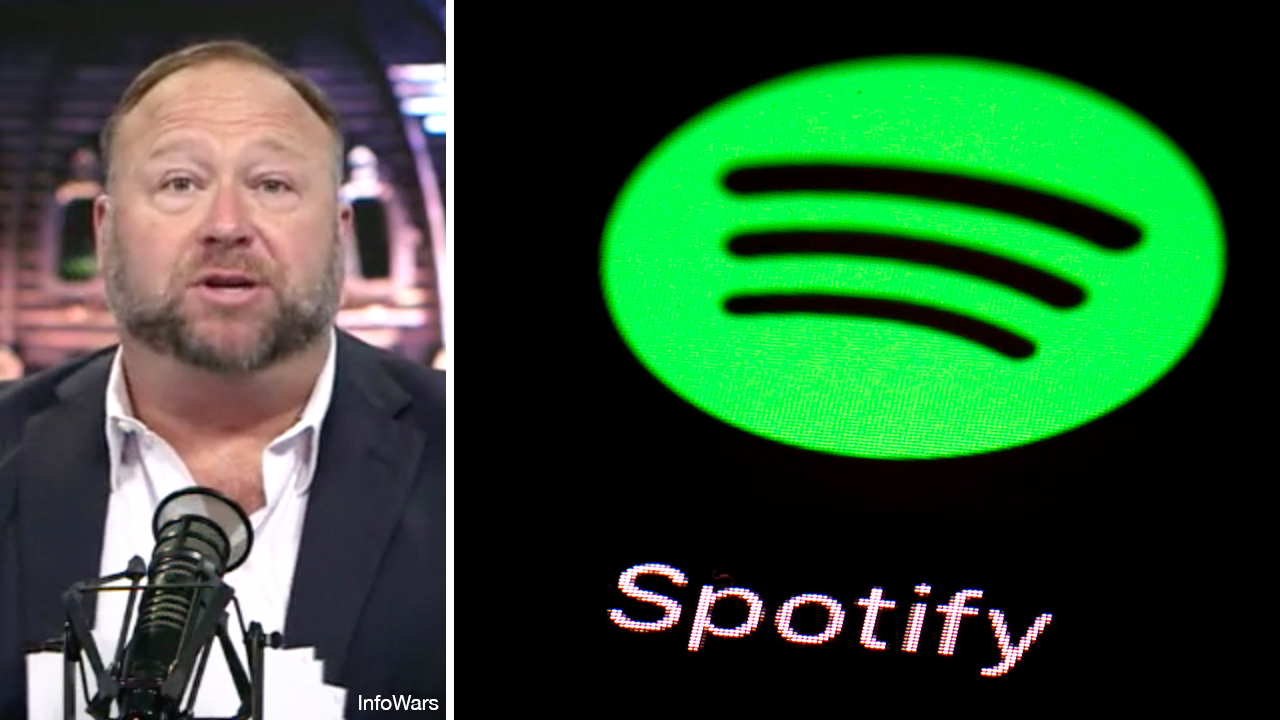Spotify censors the Joe Rogan Experience: Streaming platform removes podcasts featuring Alex Jones, Mikhaila Peterson
