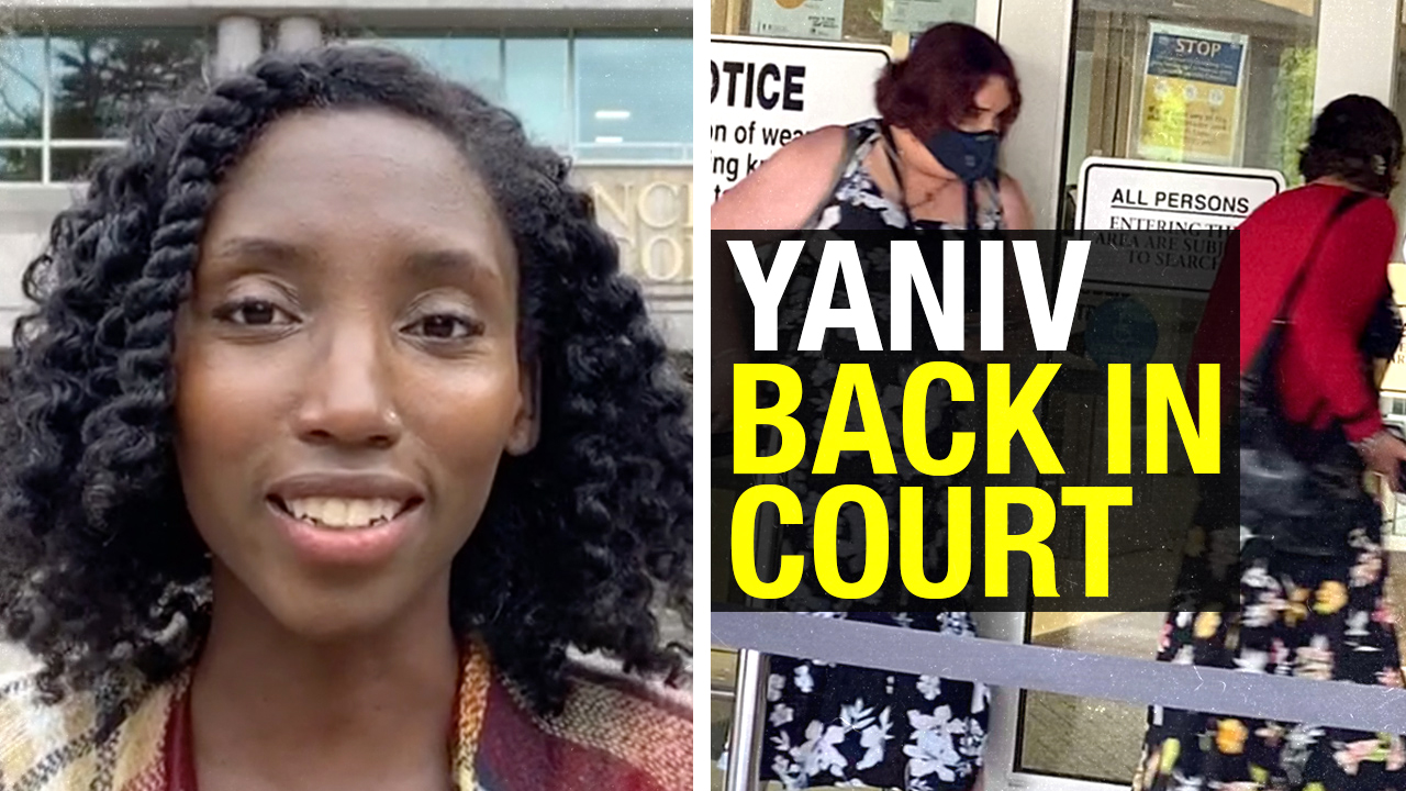 """That's Rebel!"" Jonathan and Mama Yaniv back in court, beckons cops"