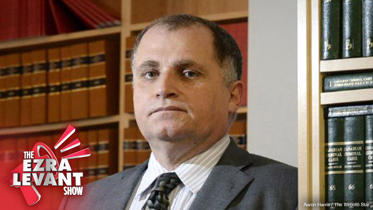 Constitutional Lawyer Rocco Galati in Studio: Lockdown lawsuit names Trudeau, Dr. Tam, the CBC
