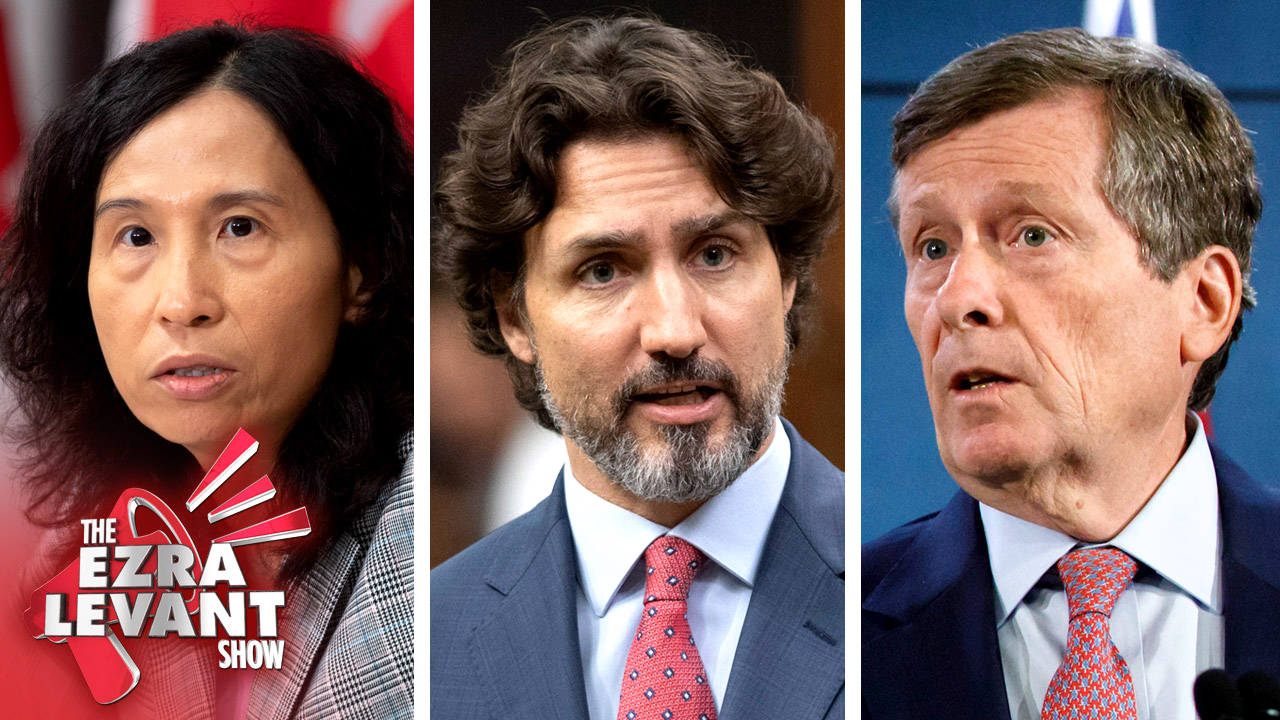 Rocco Galati's lockdown lawsuit: Ezra Levant interviews constitutional lawyer suing Trudeau, Tam, John Tory and more!