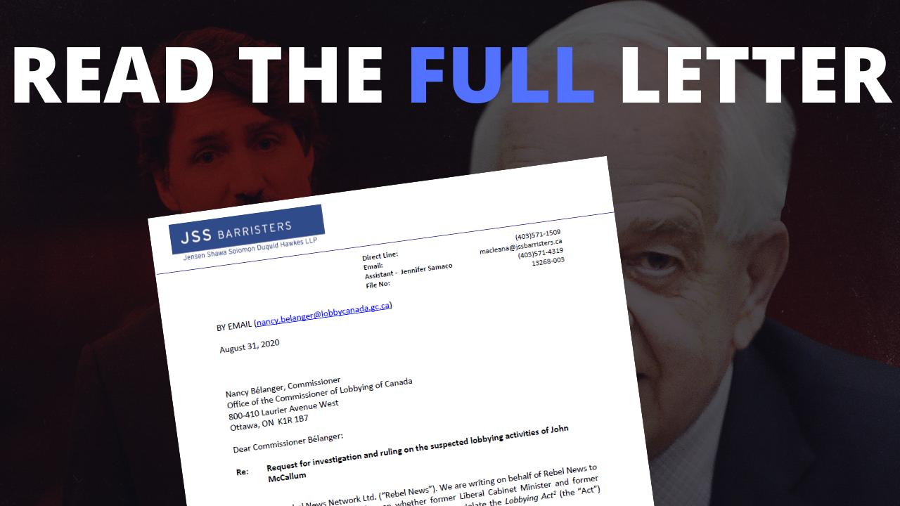 legal letter redirect