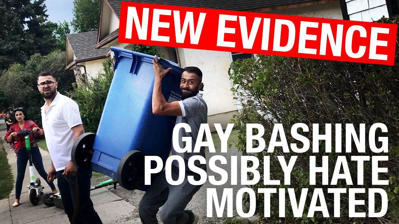 NEW EVIDENCE: Police say gay beating may have been hate motivated