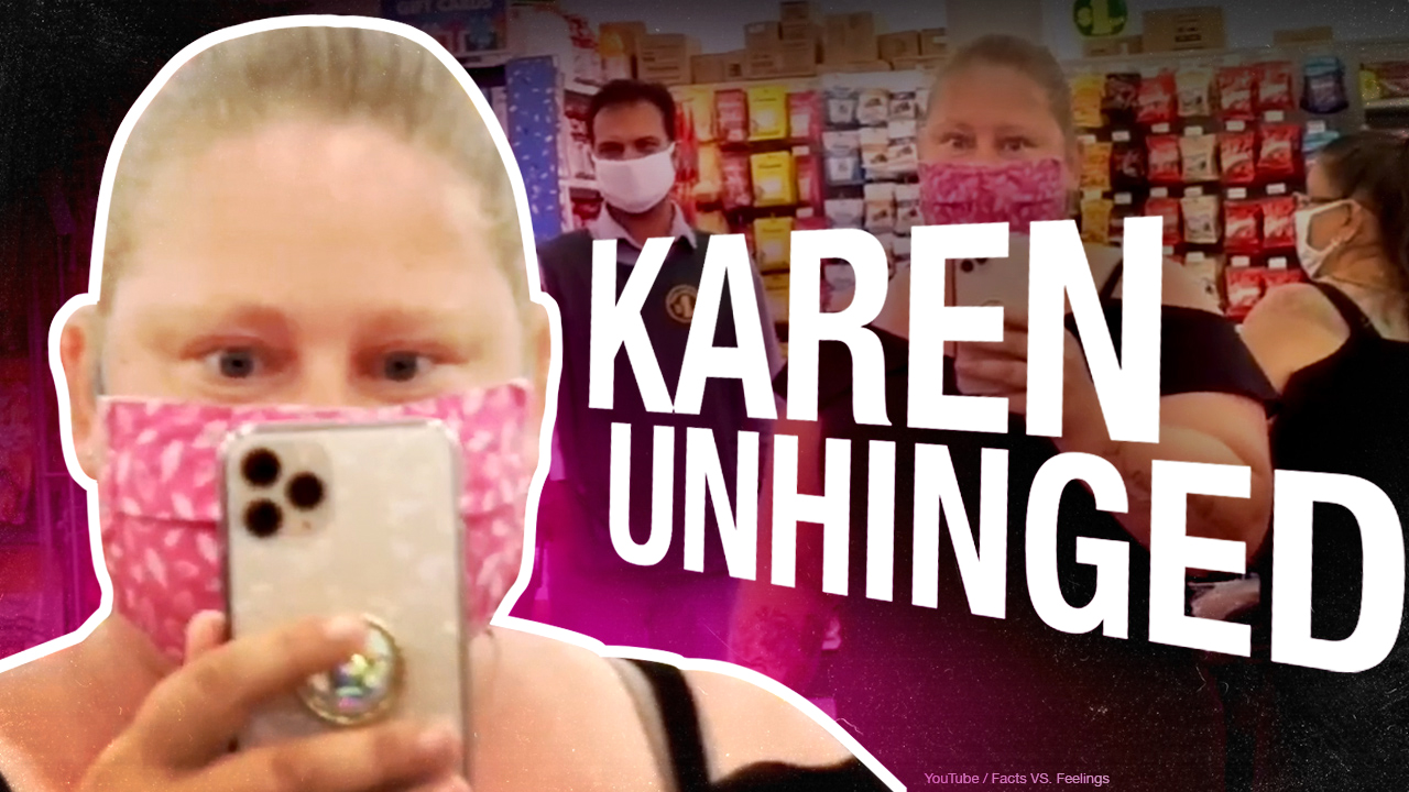 Dollarama Karen calls security: INTERVIEW with mask exempt woman, PLUS head office responds