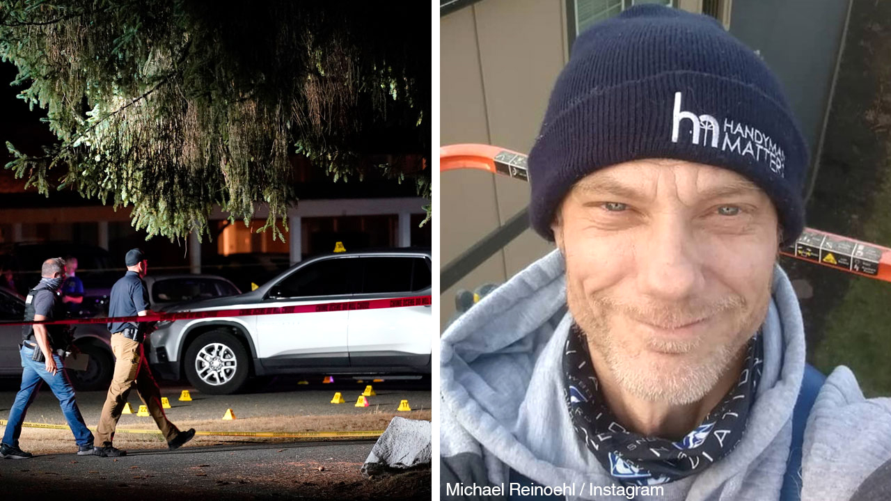 Michael Reinoehl killed in shootout with US Marshals: Suspected of killing Trump supporter Jay Danielson