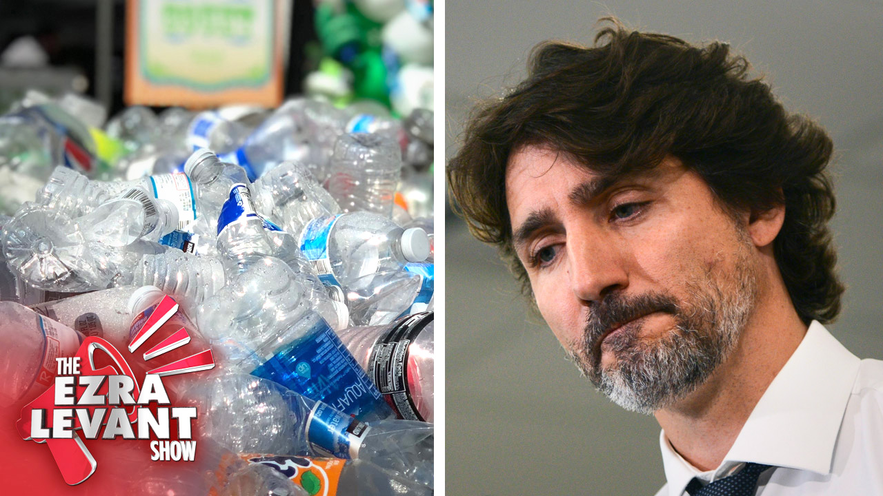 Trudeau wants to ban plastic — hasn't COVID-19 proven plastic is valuable?