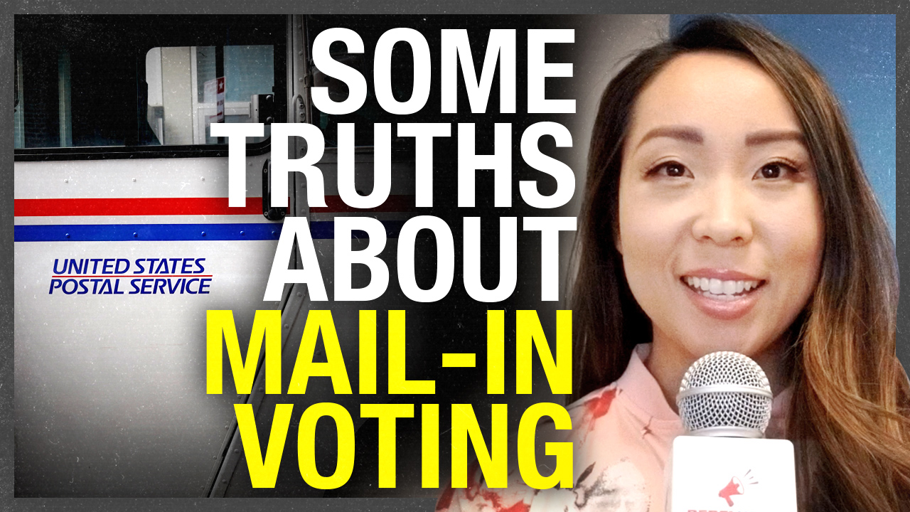 Mass Mail-in Ballots: a disaster waiting to happen | Lisa Song Sutton explains