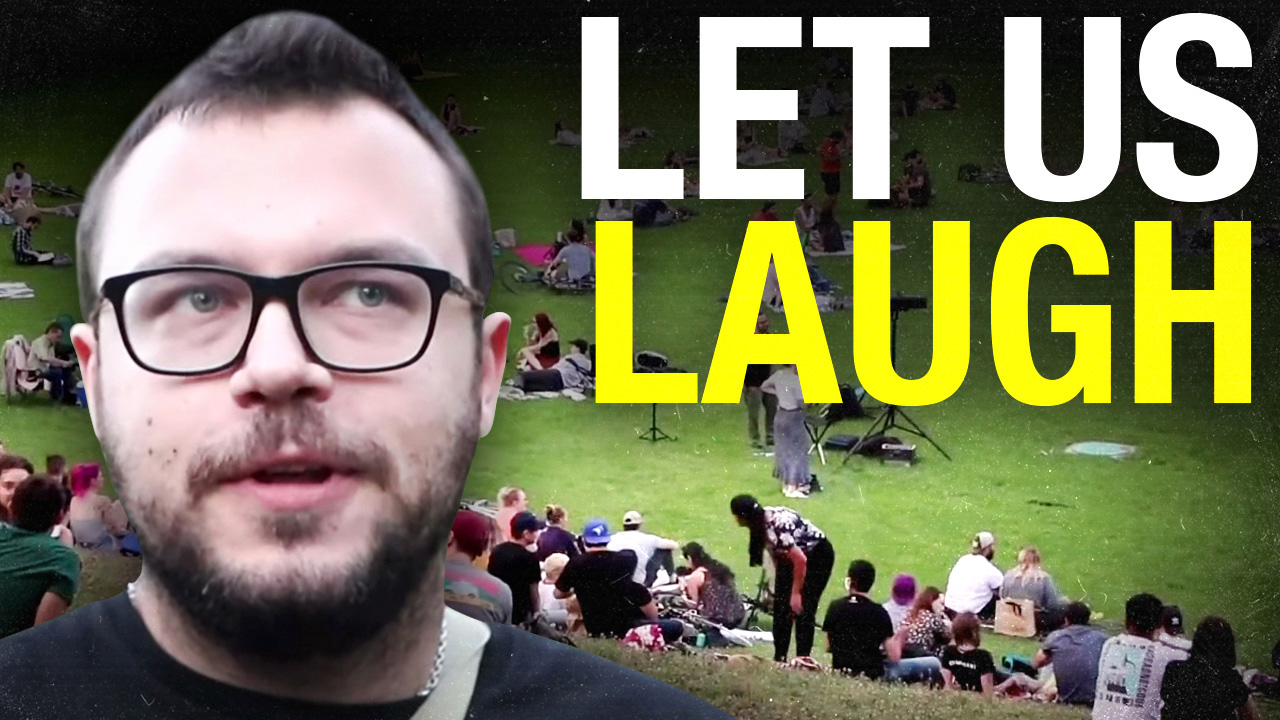 Let Us Laugh: Comedians facing backlash for hosting outdoor comedy shows