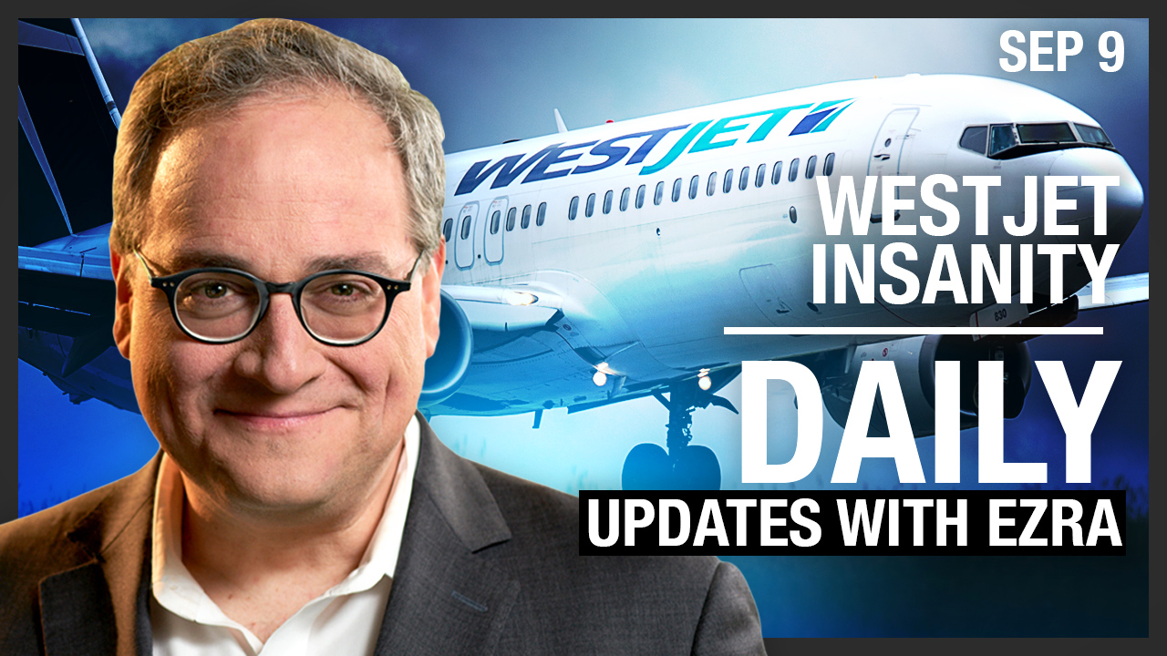 DAILY | WestJet Insanity, Quebec's Secret Coronavirus Prisons and more