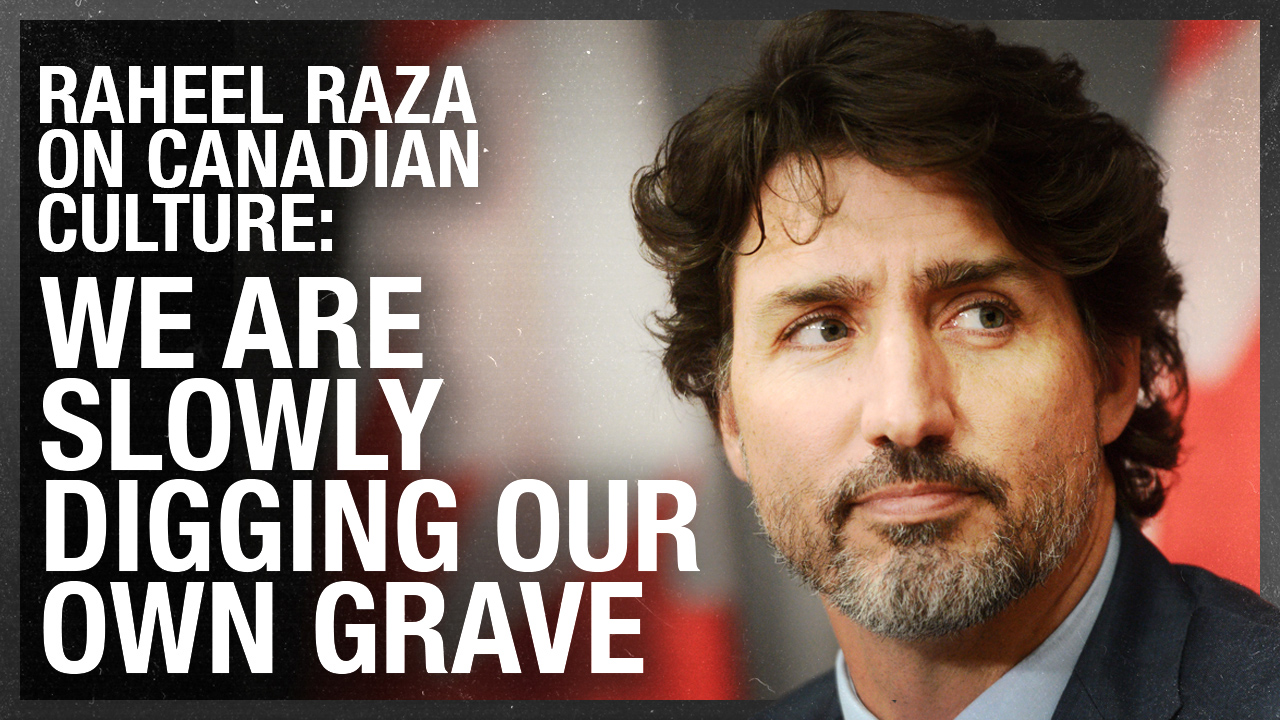 Is Canada moving towards a Balkanized disaster?